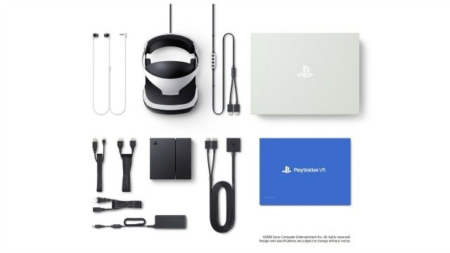Sony will pack an extra processing unit with PlayStation VR
