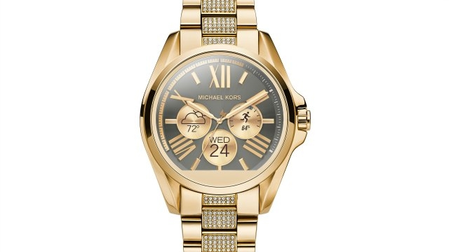 Michael Kors teams up with Google to debut wearable tech