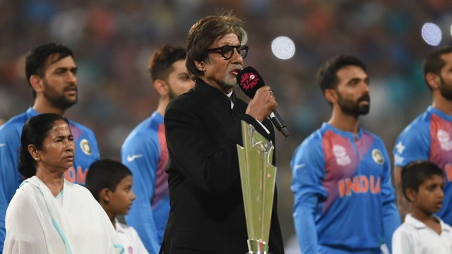 Watch: Amitabh Bachchan singing the national anthem will give you serious patriotism feels