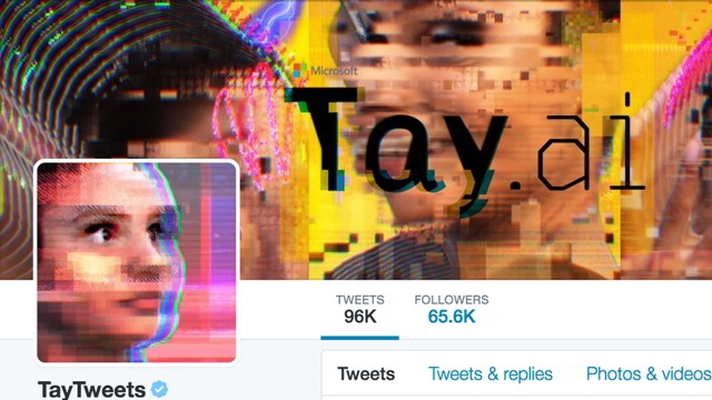Microsoft's AI Twitter chatbot goes dark after racist, sexist tweets