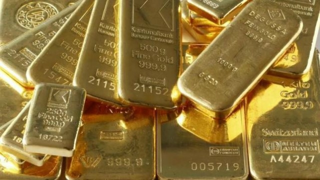 Gold prices up by Rs 78 amid firm oveseas cues