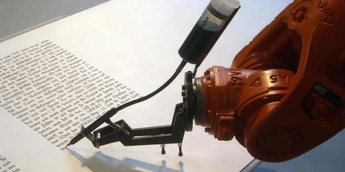 Japanese robot writes short novel, 'almost' bags literary prize