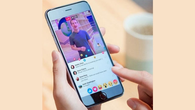 Facebook Live: To make it easier to create, share and discover live videos, says Mark Zuckerberg