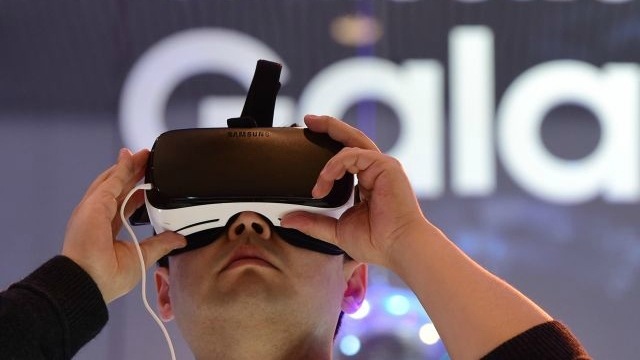 Samsung working on a standalone VR headset