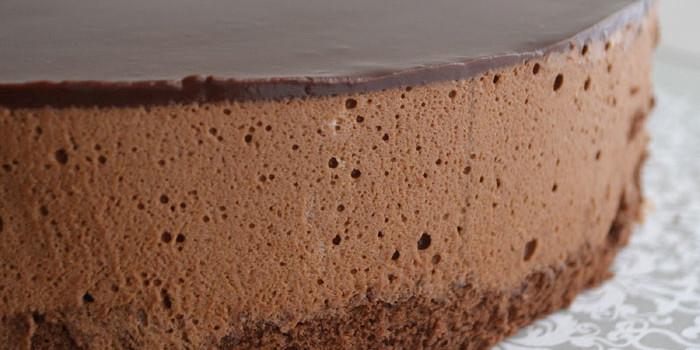 Recipe: Melting chocolate sponge pudding