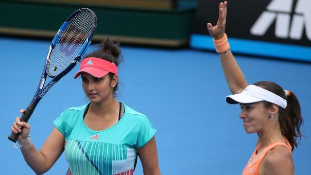 Sania Mirza-Martina Hingis reach Italian Open final