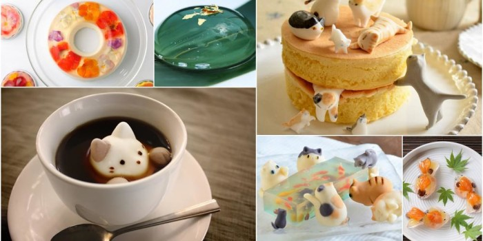 Take a look at Japan's creative and mouth-watering desserts