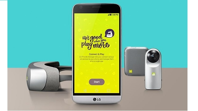 LG G5 modular smartphone will launch today in India