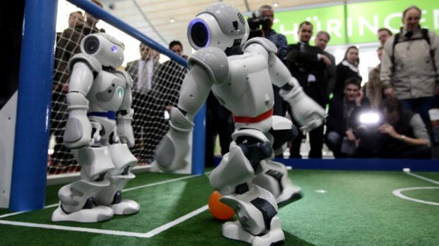 Toyota promises results in robotic technology within 5 years