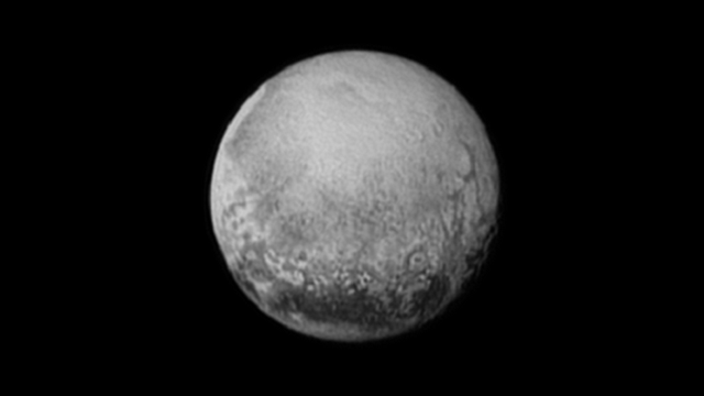 Is Pluto hiding an ocean under its icy crust?
