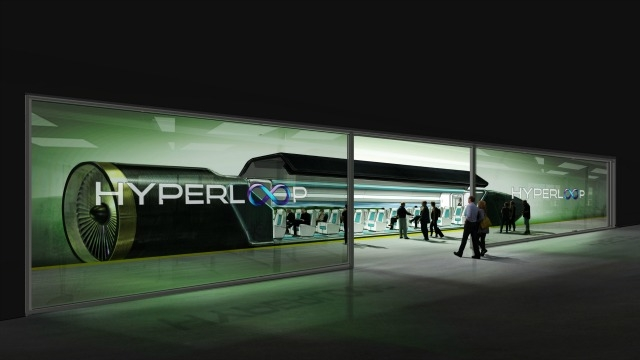 Russia invests in futuristic Hyperloop technology