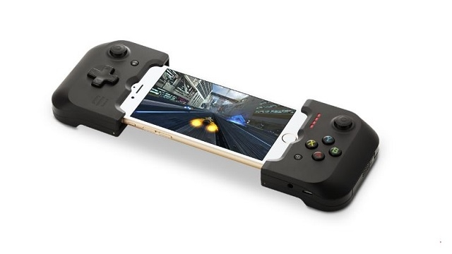 New Gamevice controller for iOS makes it a portable gaming device