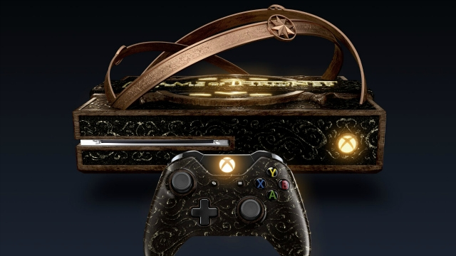 Check out this slick exclusive Game of Thrones edition Xbox One
