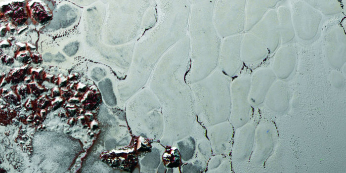 Check out: Pluto's icy heart that looks like cosmic 'Lava Lamp'