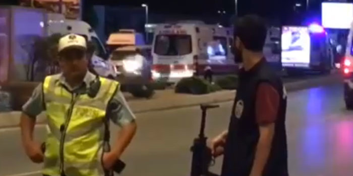 Istanbul Ataturk Airport blasts: Eyewitness shares terrifying details of the attack – Watch