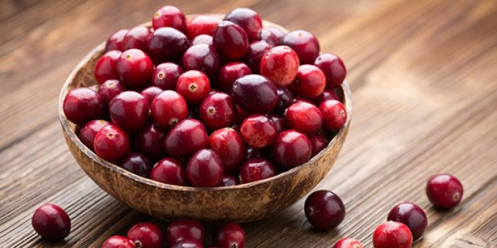 Eat cranberries to keep urinary infections at bay