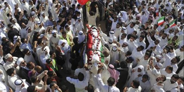 Kuwait mosque hit by ISIS suicide bomb reopens as fears remain