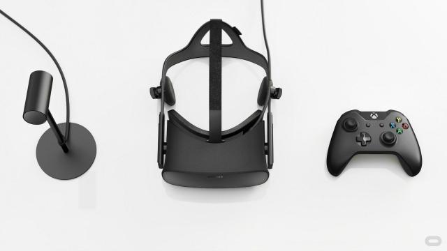 Oculus boosts Rift VR gear availability
