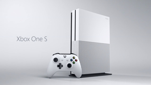 Microsoft's 2TB Xbox One S to go on sale August 2