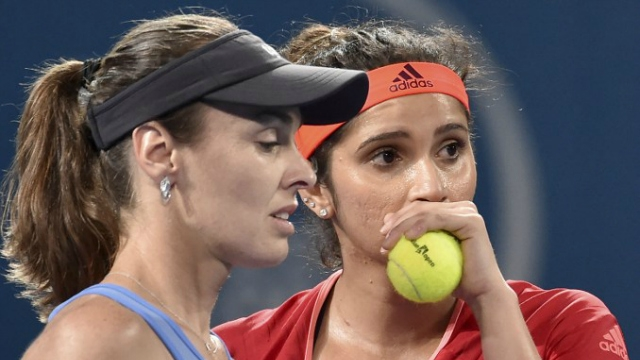 Sania-Hingis explain split, to play together at least once more