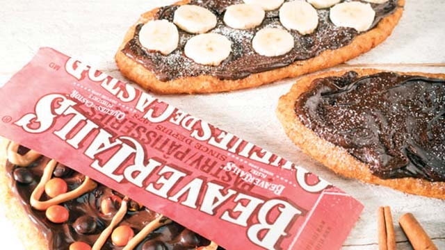 Going bonkers over Canada's BeaverTails