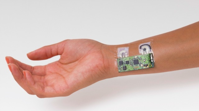Scientists develop wearable tattoo that detects alcohol levels in sweat