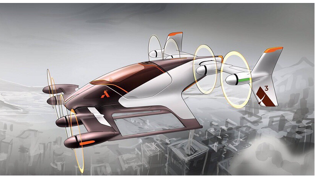 This could be the next self-flying taxi