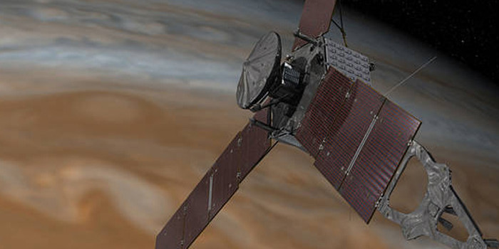 NASA's Juno spacecraft bounces back from glitch, performs trim maneuver