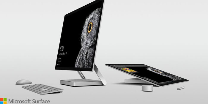 Microsoft Surface Studio, Windows 10 Creators update unveiled