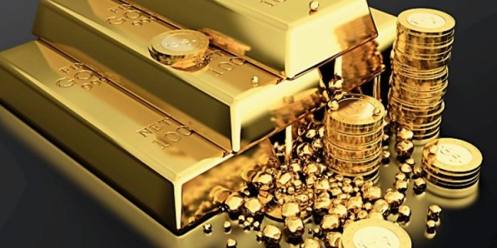 Gold futures up Rs 29 on firm global cues