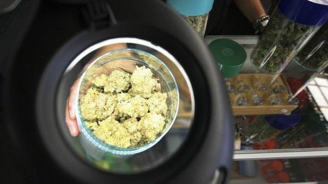Study claims marijuana use may double risk of rare heart condition