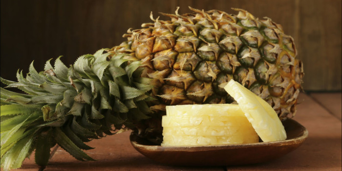 Top five health benefits of pineapple!