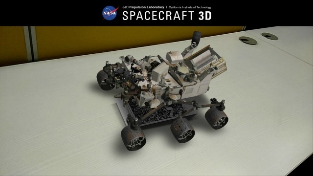App of the day: Spacecraft 3D