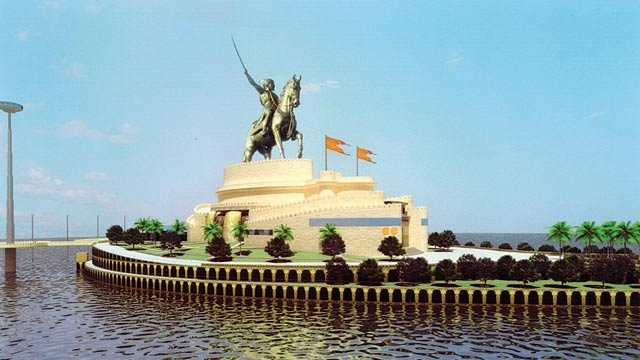Stop believing WhatsApp forwards, the Shivaji memorial is not a technological marvel