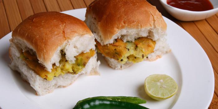 Mumbai Vada Pav recipe