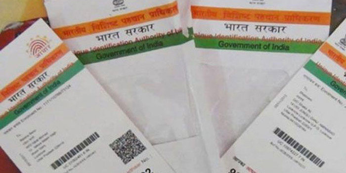 No card, no mobile wallet only Aadhaar will enable you to make online transactions from tomorrow​