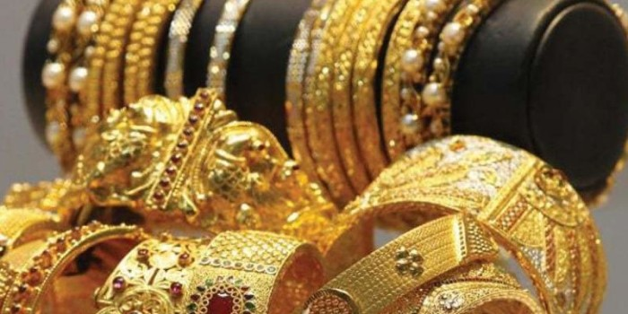 Gold futures decline 0.50 pc on weak global cues