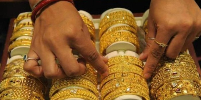Gold futures fall 0.50 per cent on profit-booking, global cues