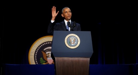 Farewell speech: Obama asks Americans to protect democracy