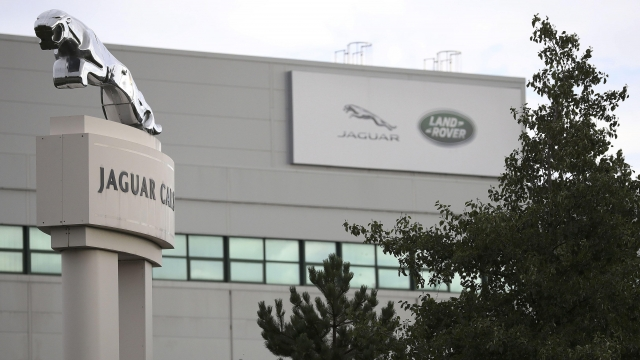 JLR sales up 4% in January 2017