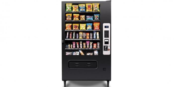 Vending machine takes university's internet hostage
