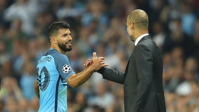 Sergio Aguero to hold talks with Manchester City in June over future