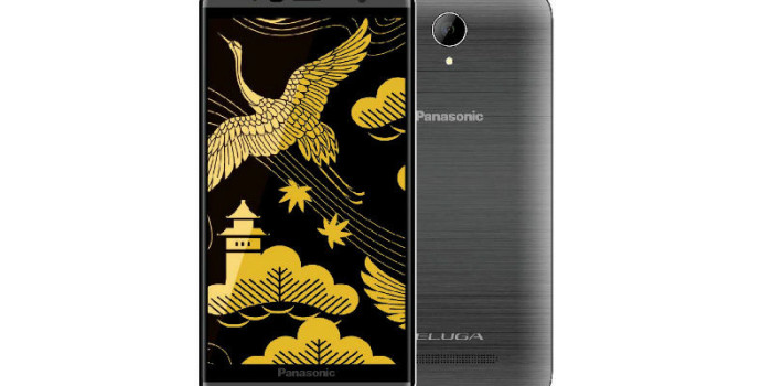 Panasonic Eluga Pure With 2900mAh Battery, Front Flash Launched