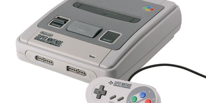 SNES Mini to Replace NES Classic Edition Console: Report