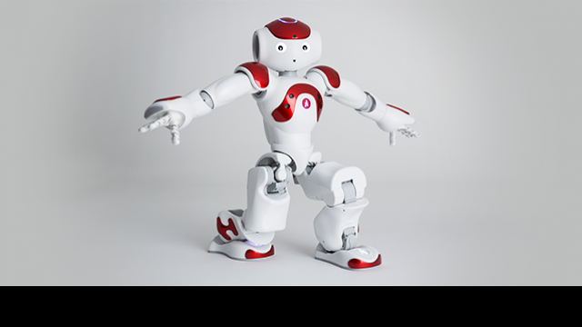 Humanoid robot NAO to be programmed in Hindi