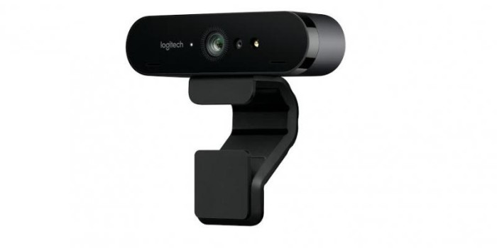 Logitech introduces its BRIO 4K Pro Webcam