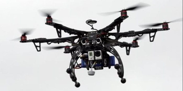 Drones rescue trapped people in Grand Canyon