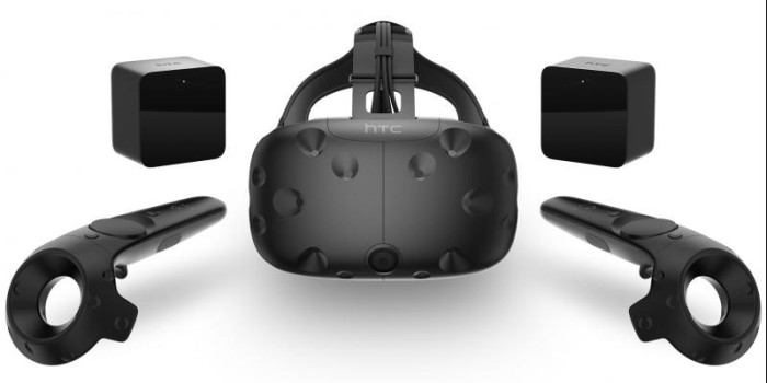 HTC launches Vive VR system in India