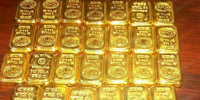 Gold down Rs 172 in futures trade as global cues hurt