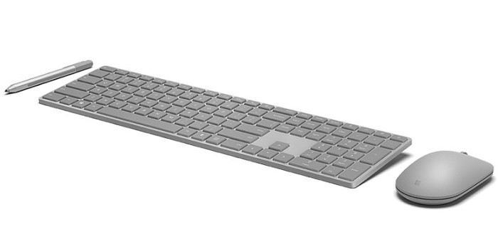 Microsoft Modern Keyboard With 'Hidden' Fingerprint Scanner Launched